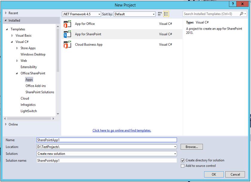 SharePoint 2013 – Office 365 – Creating a Custom list from a