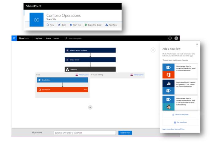 Microsoft-Flow-inside-SharePoint