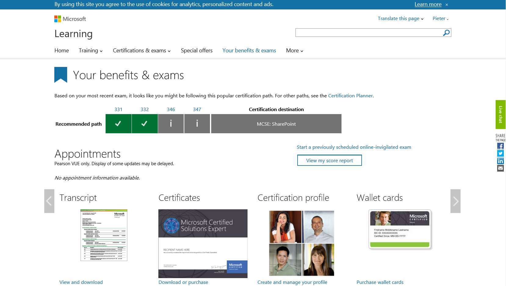 Useful Microsoft Sites A Complete Overview Sharepains