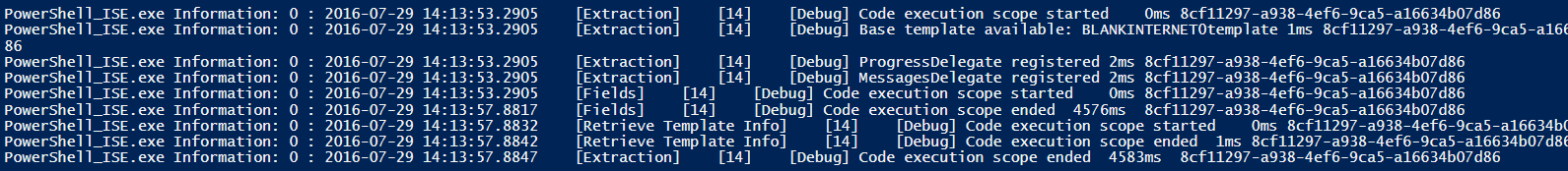 Office 365 – SharePoint – How to debug PnP Provisioning