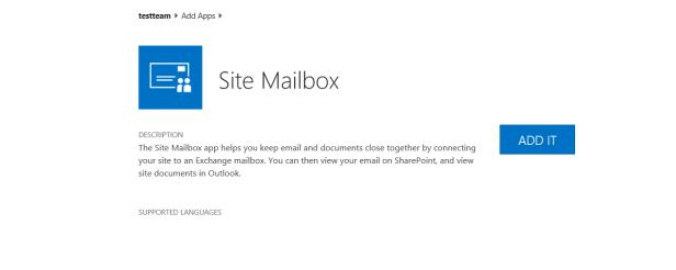 sitemailbox