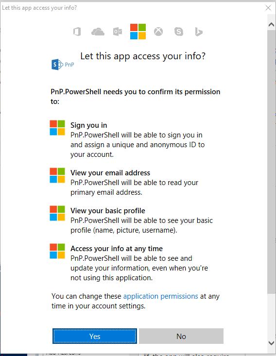 Creating Office 365 Groups using PnP PowerShell – SharePains
