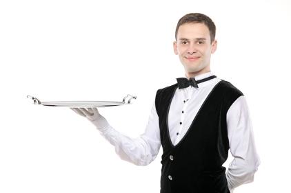 waiter-train