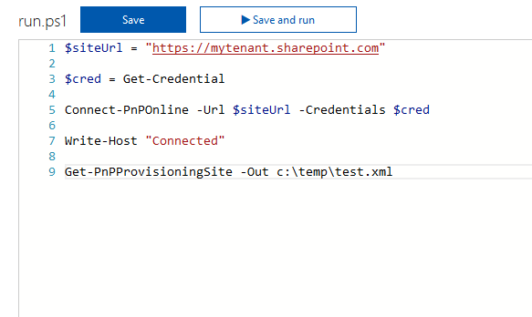 how to connect to office 365 azure powershell