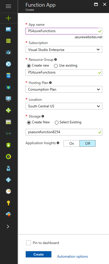 Office 365 – Azure – Running PnP PowerShell using Azure