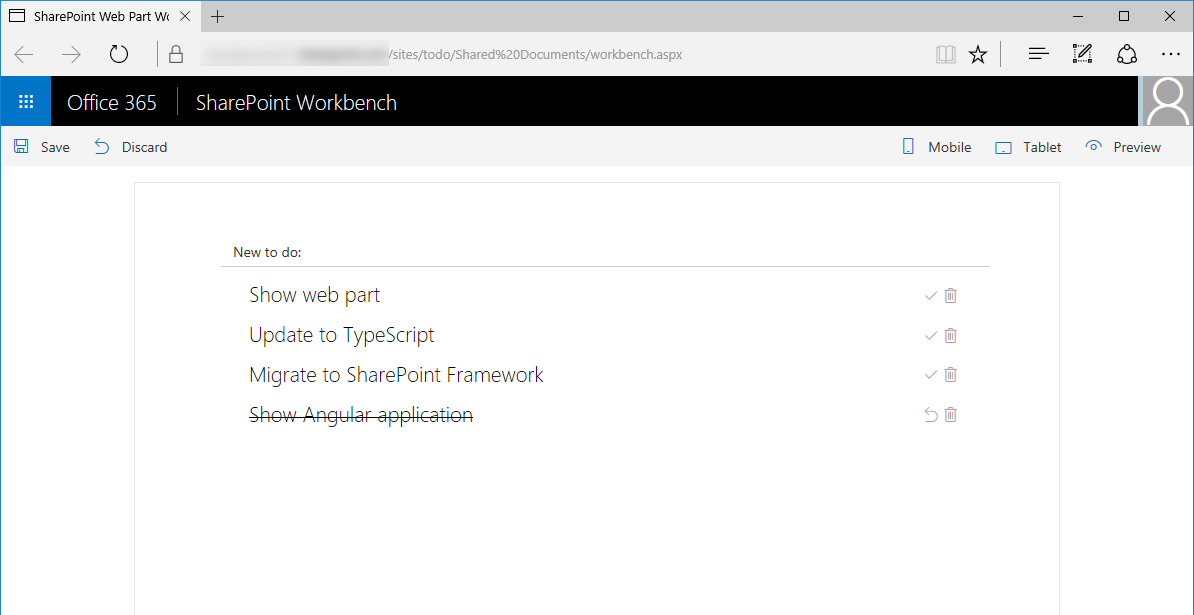Office 365 – SPFx samples – A Complete Overview – My Microsoft