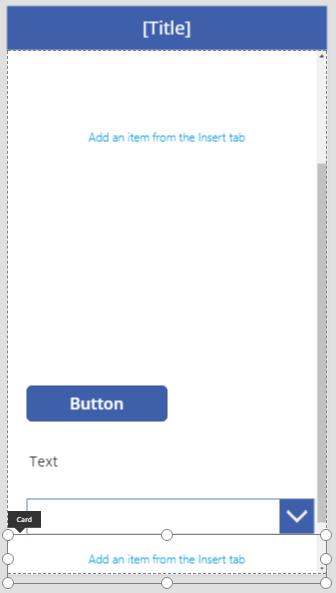 PowerApps – The Basics – Creating Screens – SharePains