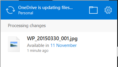 OneDrive – Getting the latest Insider updates – Files On