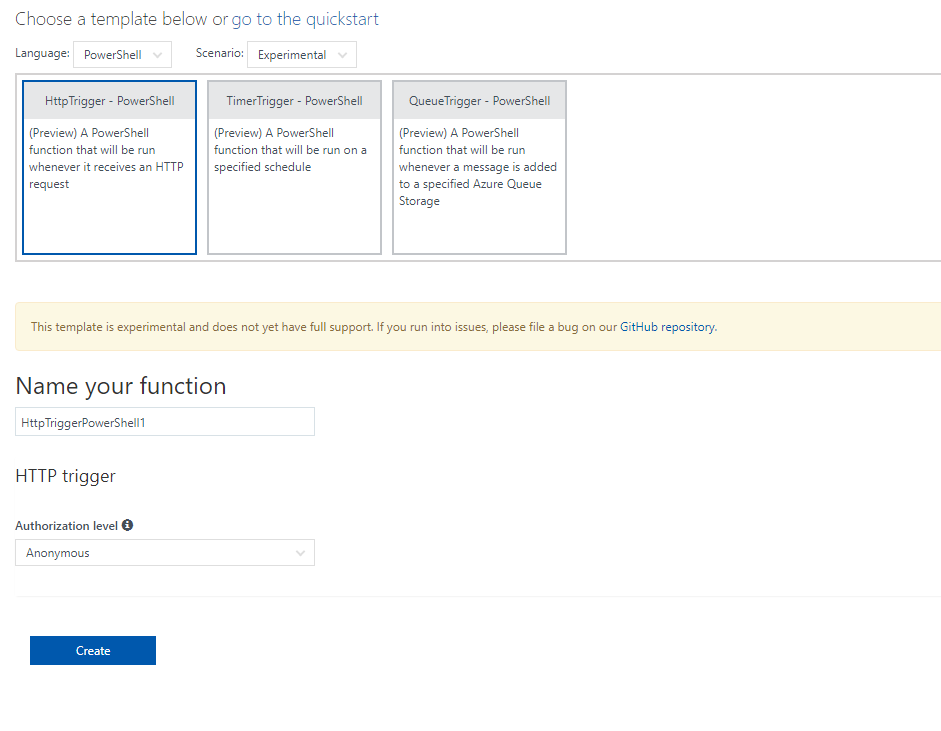 Azure Function Apps – SharePoint lists – Creating web hooks