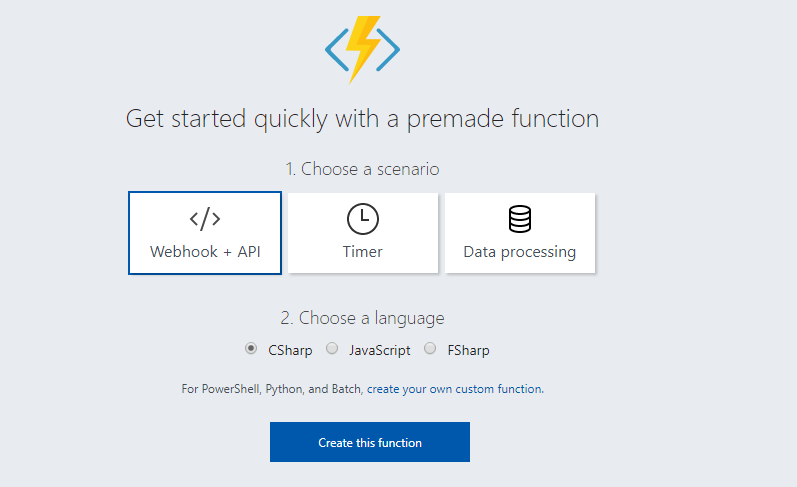 Azure Function Apps – SharePoint lists – Creating web hooks that run  PowerShell triggered by item creation