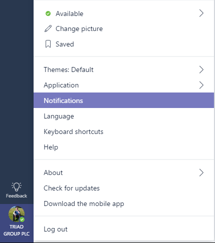 Microsoft Teams – Be a real know it all with Notifications