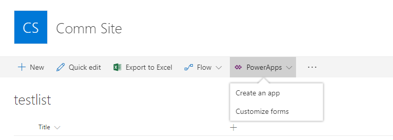 Office 365 – PowerApps is the new InfoPath, at last – SharePains