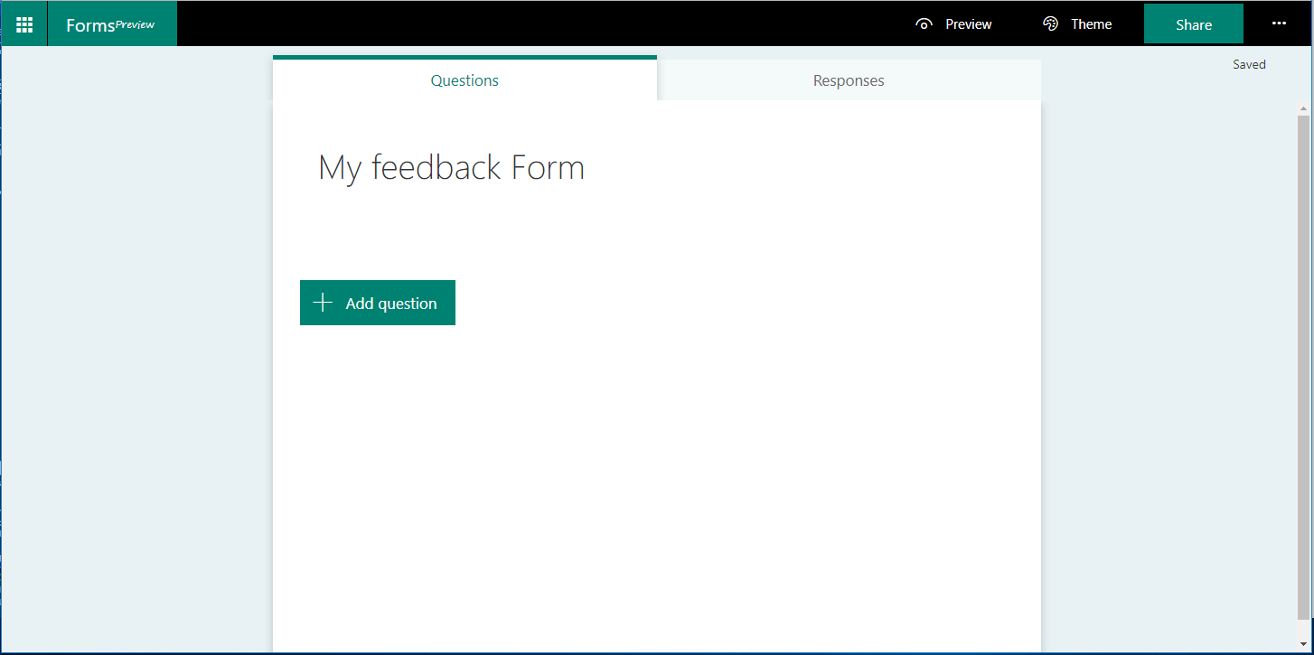 how to create administration forms for microsoft office 365