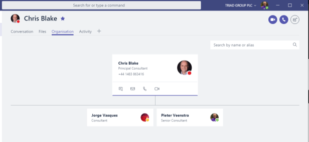 Search for or type a command in Microsoft Teams - a complete overview 10