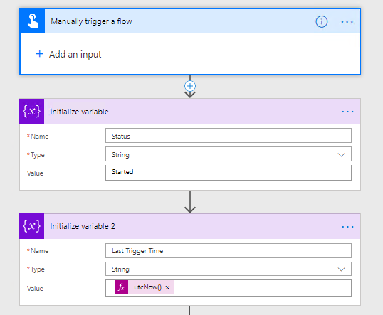 microsoft flow create a trigger on multiple sharepoint lists