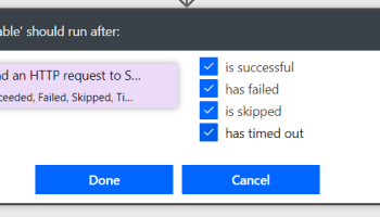 Microsoft Flow – Is timeout handling your worst nightmare