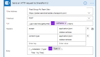 SharePoint 2016 – Integrate with Python based solutions using