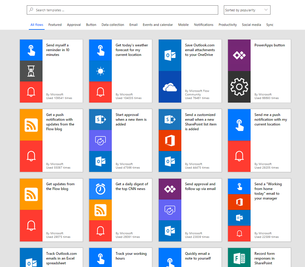 Why do you use Microsoft Flow and PowerApps? – SharePains