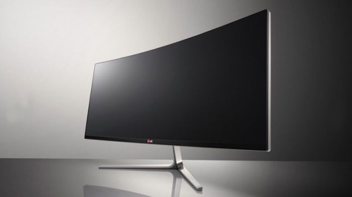 wide screen monitor