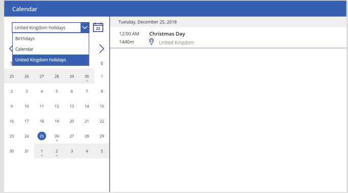 PowerApps – Screen templates, now this is a feature that I