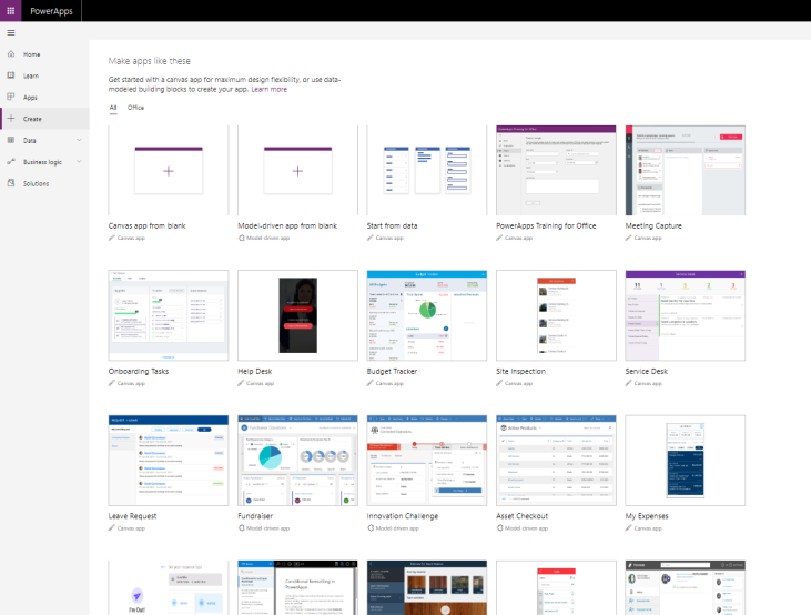 PowerApps – Office 365, P1, P2 or Dynamics 365 – My Microsoft SharePains