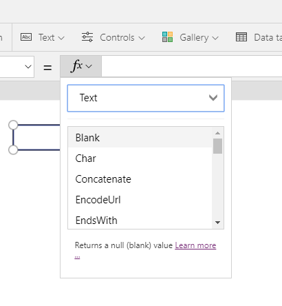 Functions and Expressions in PowerApps – SharePains