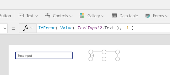 PowerApps – Experimenting with error handling – SharePains