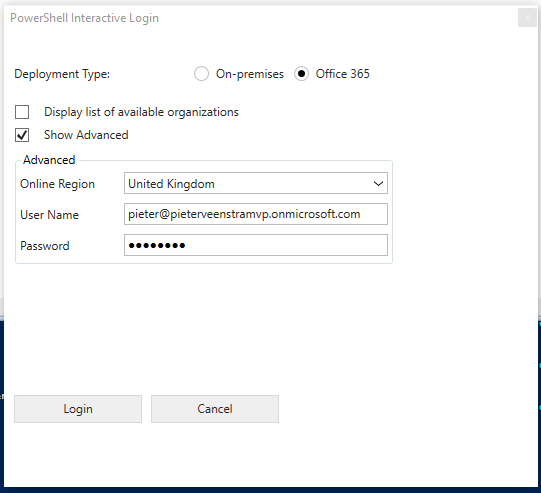 PowerApps / Microsoft Flow – Access your CDS using