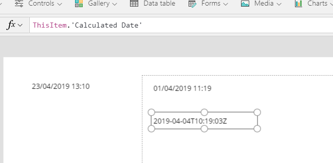 Formatting your dates in PowerApps – SharePains