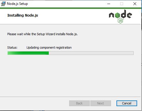 Installing Node.js