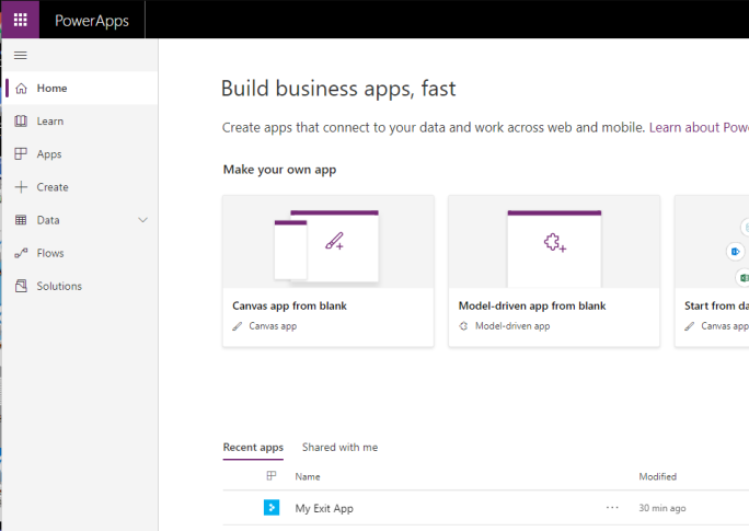 Exit PowerApps, Are you sure? – SharePains