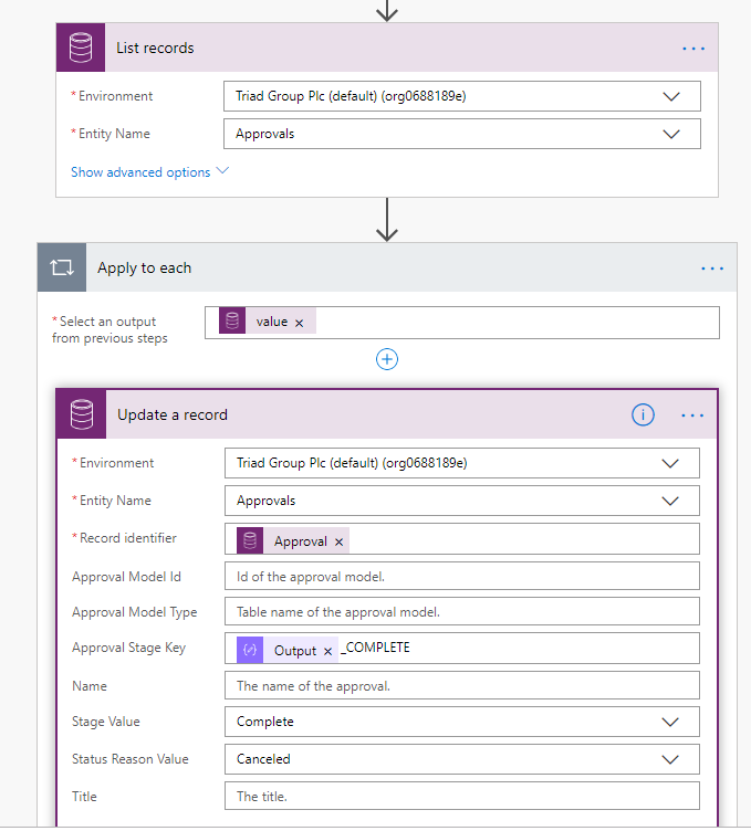 Cancel your pending approvals in Microsoft Flow Microsoft Flow, Microsoft Power Apps
