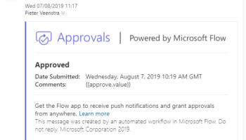 Broken connections in Microsoft Flow – SharePains