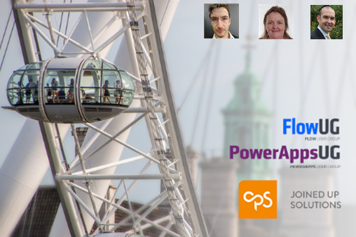PowerApps and flow Usergroup in London